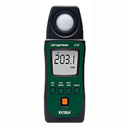 Extech LT40 LED Light Meter Measure the Light Intensity for White LED Lights