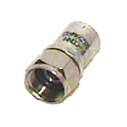 ICM Cable-Pro RG6WRO F fitting for RG6U
