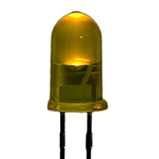 Linrose B4300H7LC 5mm low current yellow LED