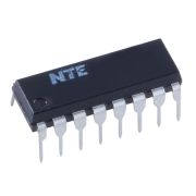 NTE40098B MOS Hex 3 state inverting buffer