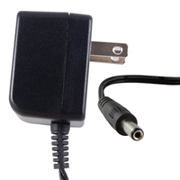 NTE 57-12D-500-4 AC adapter 12VDC 500ma 2.1mm plug