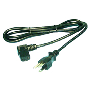 Philmore C252 right angle computer style AC power cord
