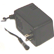 SRC DC-9-1.0-3.5P 9 Volt DC 1A power Adaptor with 3.5mm mini plug