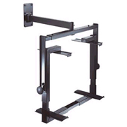 VMP VMP014 large TV wall mount black